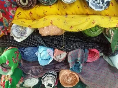 Vải Tôn, Lanh Đồ Bộ Mặc Nhà