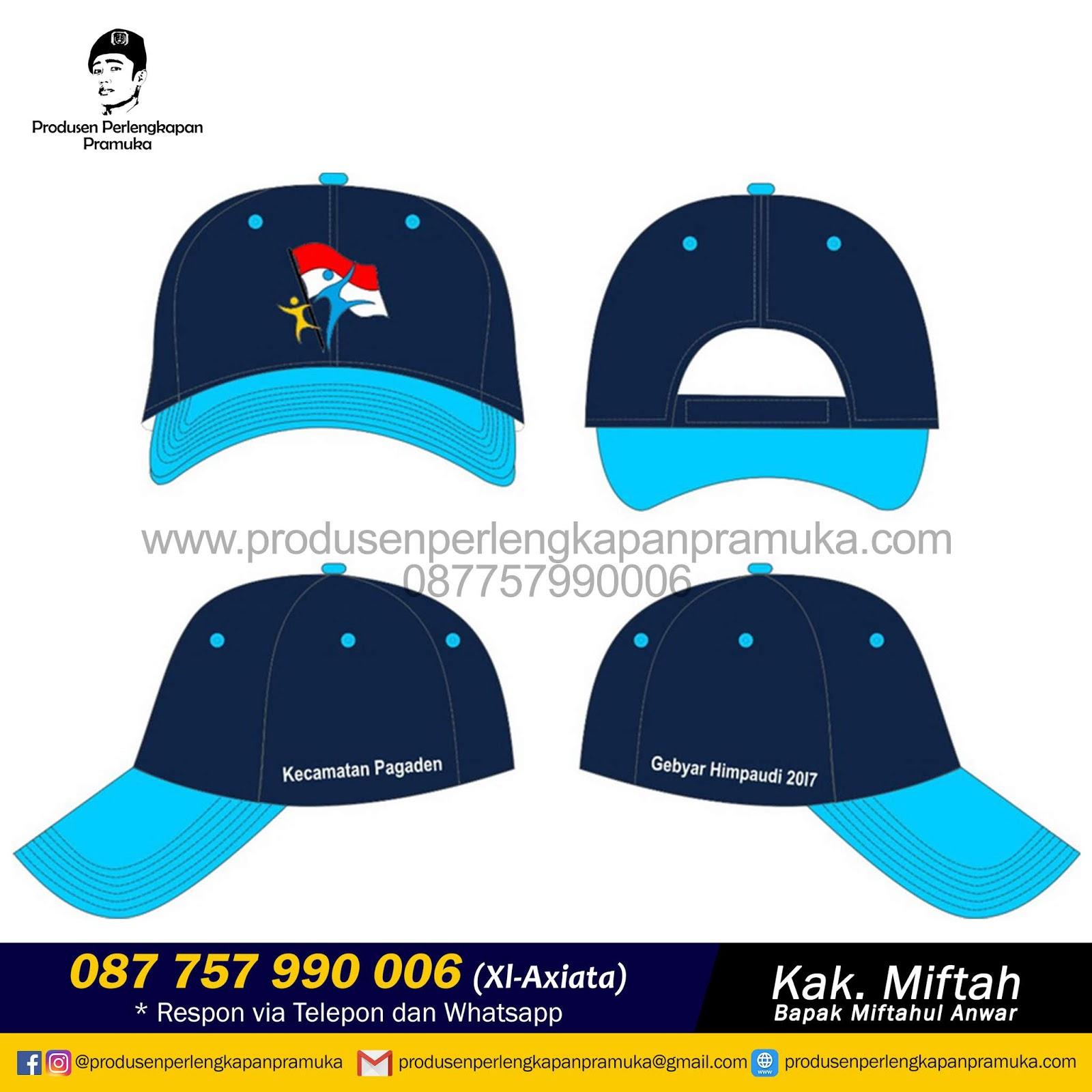 Produksi Topi Di Indonesia
