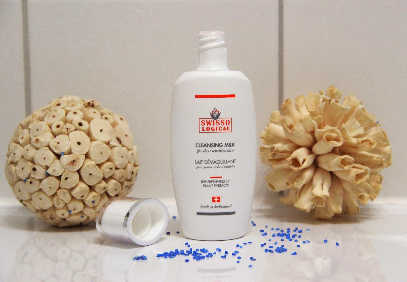 Очищающее молочко, очищающий тоник, скраб для лица, масло для удаления макияжа с глаз  Swisso Logical Skincare