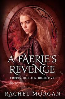 A Faerie's Revenge Rachel Morgan