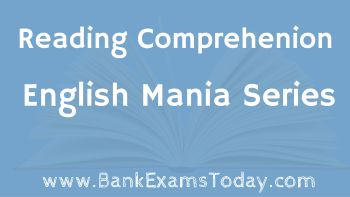reading comprehenions