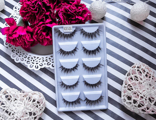 Alex Sparrow's blog: Fake Lashes || Zaful