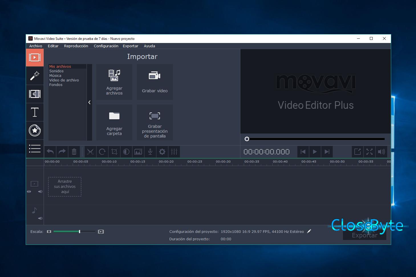Movavi Video Suite 17