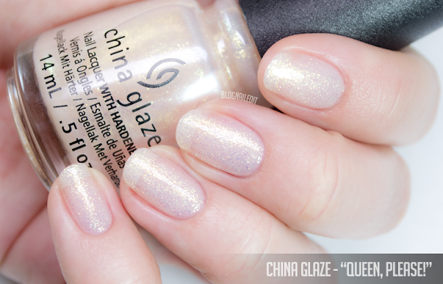 China Glaze - Queen, Please!