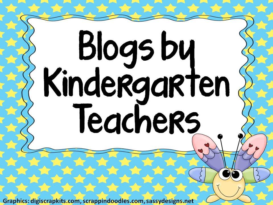 Kinder Garden: Teacher Treasure Hunter: Teaching Blogs