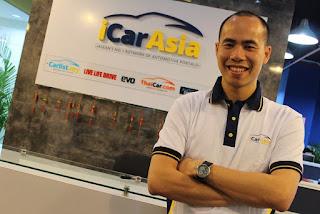 Investasi Baru untuk Inovasi Terbaru iCar Asia
