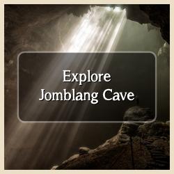 Explore Jomblang Cave