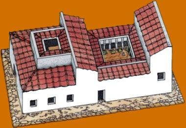 Lap urbi et orbi la casa romana for Foto di case antiche