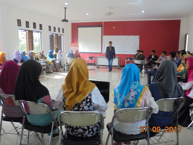 Mahasiswa Perbankan Syariah Ngobrol Santai Bersama HMPS PS