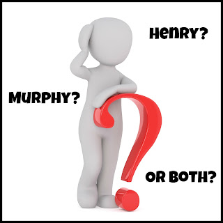 Henry or Murphy? Or Both? --How Did I Get Here? My Amazing Genealogy Journey