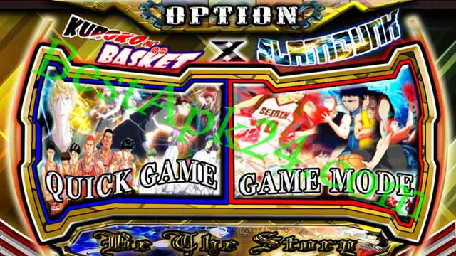 Slamdunk VS Kuroko No Basuke v2.0 Android Game Download For Free Bestapk24 3
