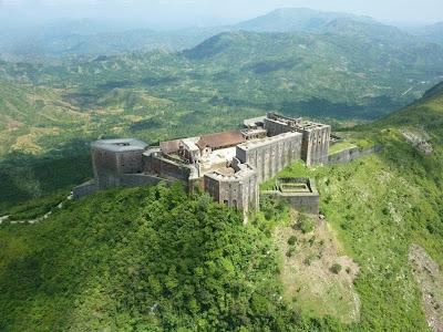 Citadelle Laferriere à Pic La Ferriere Haiti
