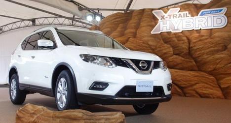 Spesifikasi dan Harga Nissan All-new X-Trail Hybrid