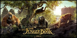 Cartel de El libro de la selva (The Jungle Book, 2016)