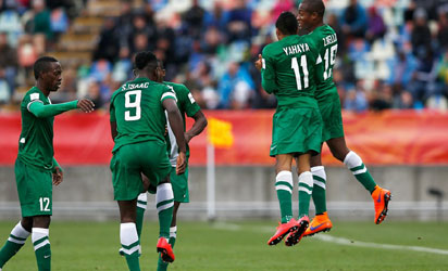 Sudan beat Nigeria's Flying Eagles to Zambia 2017 ticket