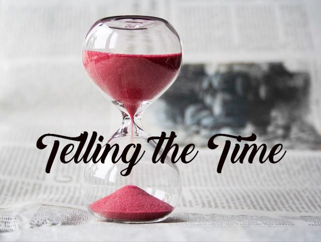 Materi dan Soal Latihan Telling the Time  Materi dan Soal Latihan Telling the Time (Jam dan Waktu)