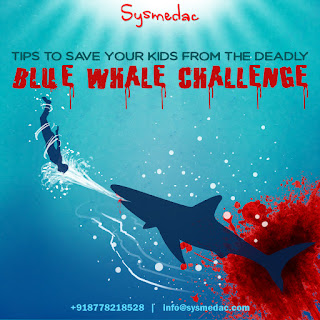 Tips to Save Your Kids from the deadly BLUE WHALE CHALLENGE GAME