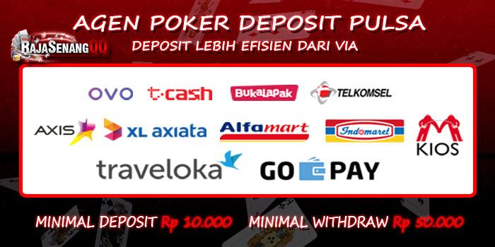 Agen Judi PKV Games Deposit Pulsa Terpercaya