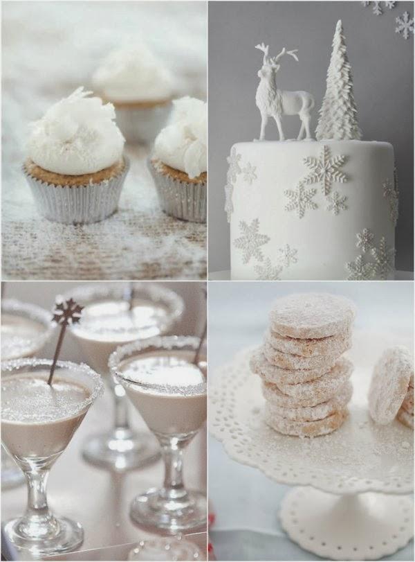 Winter dessert buffet ideas - Varese Wedding