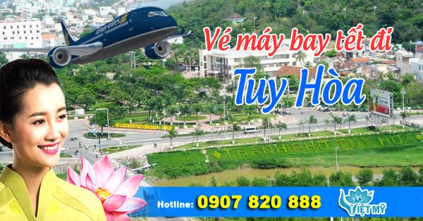 Vé máy bay Tết 2017 đi Tuy Hòa