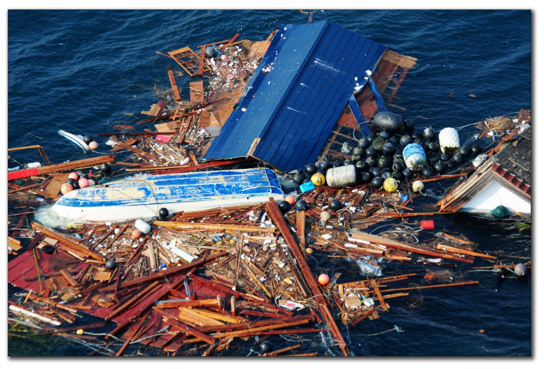 beachcombers alert tsunami debris arrives in america