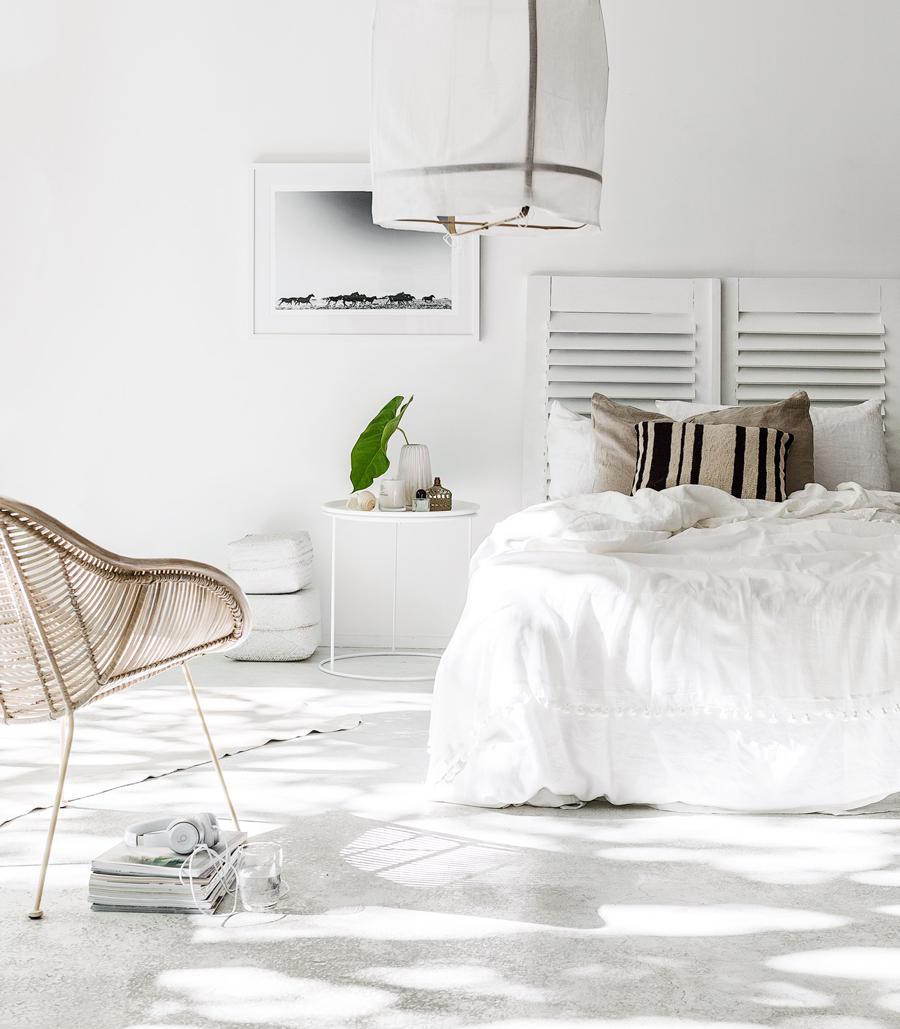 atelier rue verte le blog nouvelle z lande une maison d 39 t aux touches ethniques. Black Bedroom Furniture Sets. Home Design Ideas