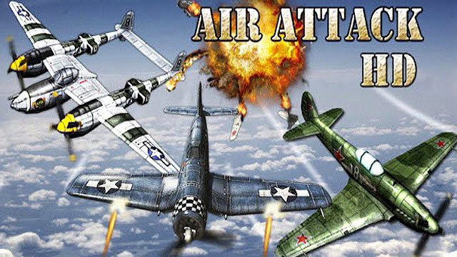 AirAttack HD MOD APK [Unlimited Money] - Free Games Android