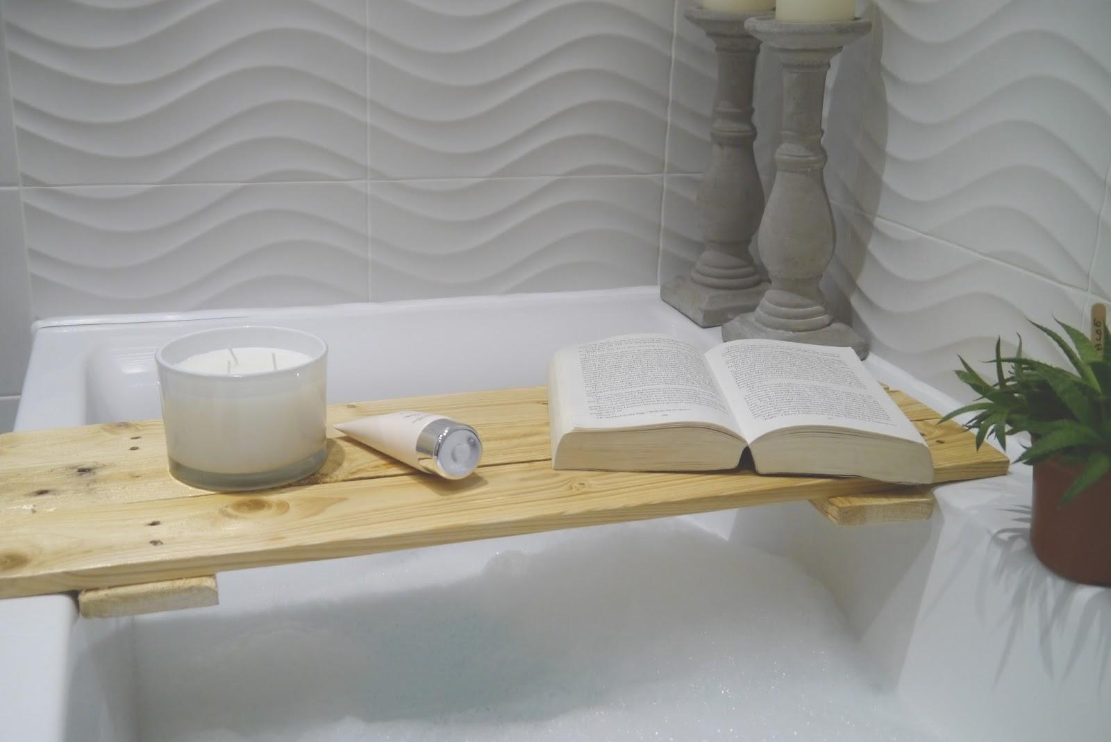 Bathtub Caddy Tray