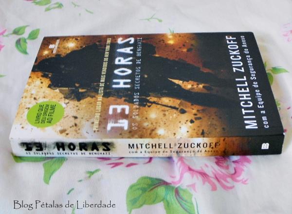 Resenha, livro, 13 Horas, Mitchell Zuckoff, Bertrand Brasil, opinião, trechos, atentado, líbia, eua