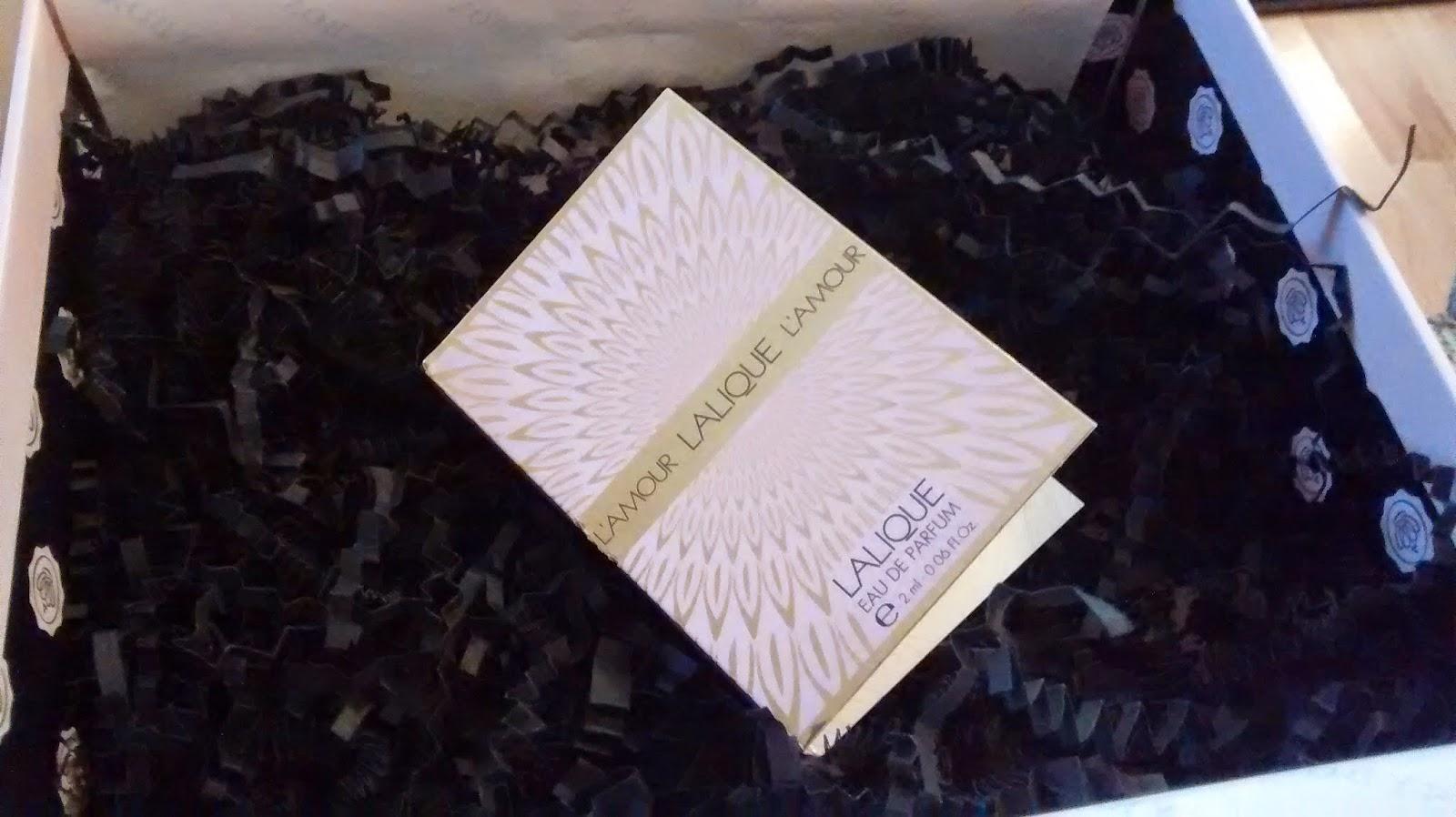 Lalique L'Amour Perfume