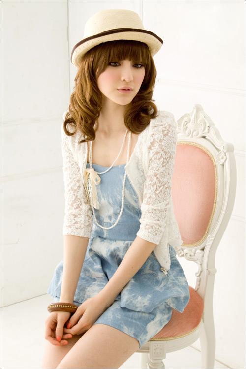 model baju wanita korea   tren desain baju wanita 2012