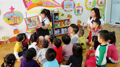 Khóa học nghiệp vụ mầm non tại Nha Trang, Đà Lạt, Đắc Lắc