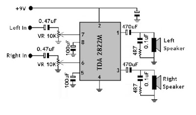 100 volt meter wiring diagram with Mini Stereo Audio  Lifier Tda2822m on 220 Volt Electric Furnace Wiring together with 120 240 Volt 3 Phase Wiring Diagram additionally Showthread additionally Arizonaadvancedmedicine blogspot likewise Steps page9.