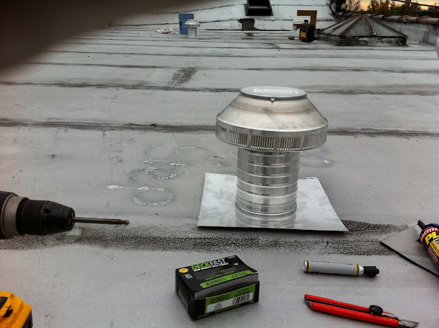 Buying Our First Home In Queens Ny Roof Vents And Solar