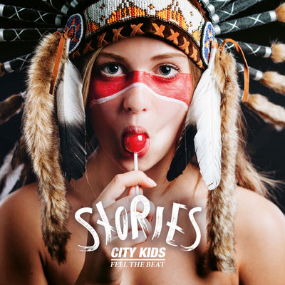 City Kids Feel The Beat - Stories (EP) - Album Download, Itunes Cover, Official Cover, Album CD Cover