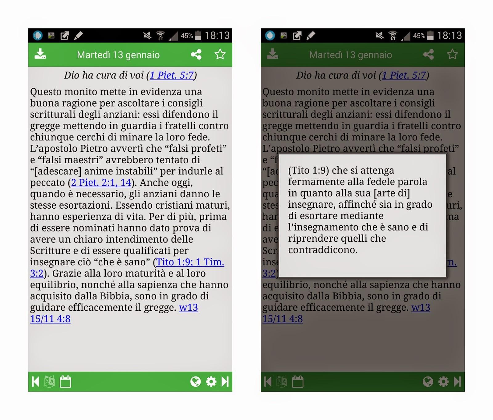 Il Blog Di Alessio Fasano Daily Text 2015 Lapplicazione Per