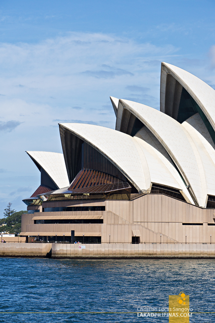 DIY Walking Tour Sydney Opera House