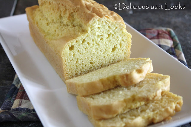 White Rice Quick Bread
