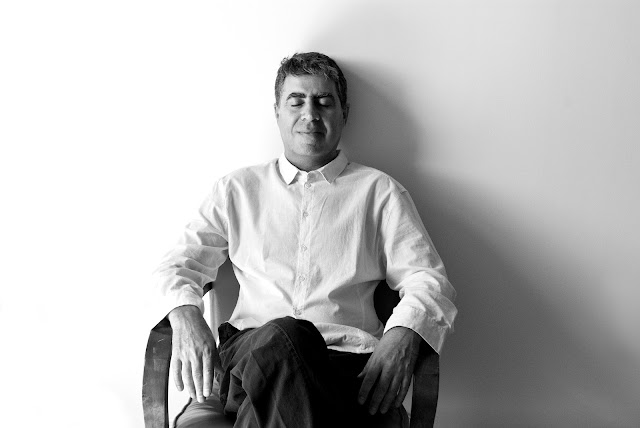 Javier Navarrete by Gaynor Perry