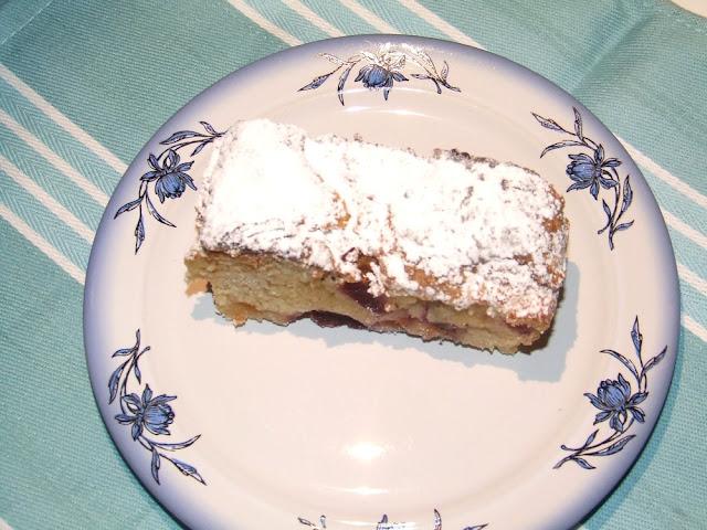 beztłuszczowe ciasto