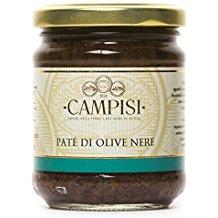 leis olivadas, olivada, paté olive, aceituna negra, oliva negra