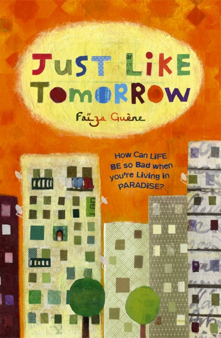 Just Like Tomorrow by Faïza Guène