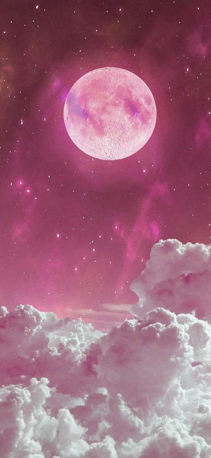 Milky Cloud (iPhone X)