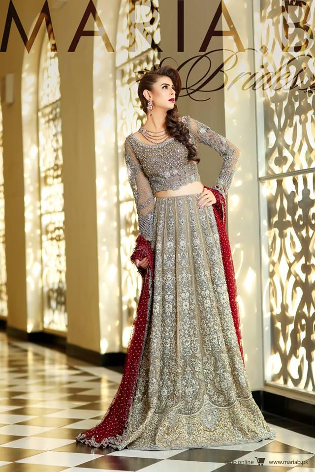 Maria B Bridal Dresses Collection - Guardians Clothes