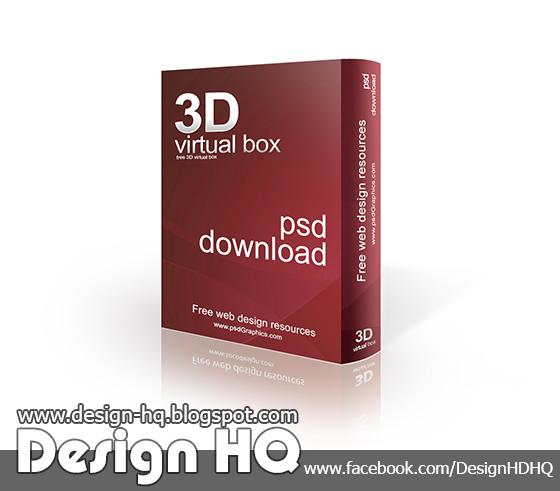 Design Hq Advertising Material Packaging Design 3d Software Box