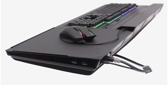 Corsair Lapdog - best gaming keyboard and mouse