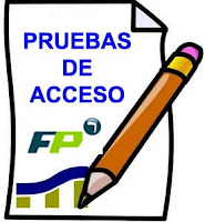 Resultado de imagen de probas acceso formación profesional