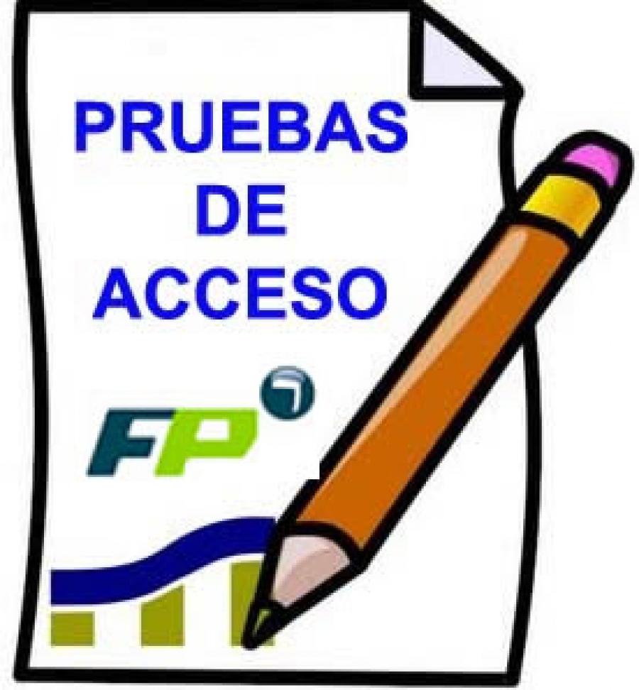 Orientación Hrl Pruebas De Acceso A Ciclos Formativos De Fp