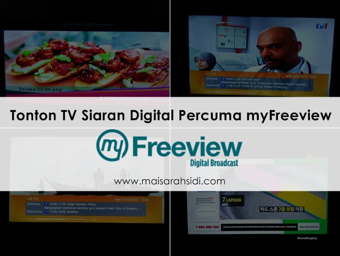 myFreeview Malaysia, dekoder MYTV