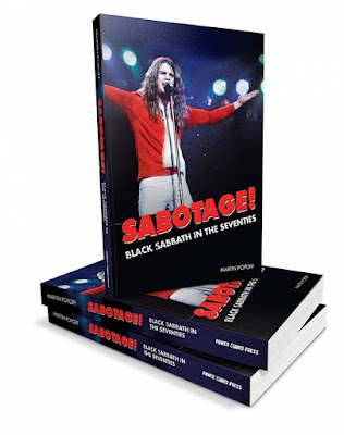 Martin Popoff's Sabotage! Black Sabbath In the Seventies